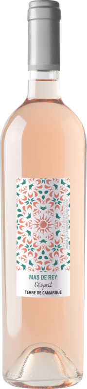 Domaine du Mas de Rey Esprit Camargue Rosé I 1 fles