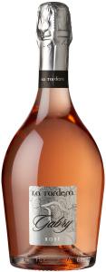 La Tordera Spumante Rosé Brut Cuvée di Gabry I 1 fles