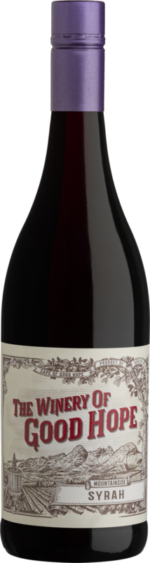 The Winery of Good Hope Mountainside Syrah I 1 fles