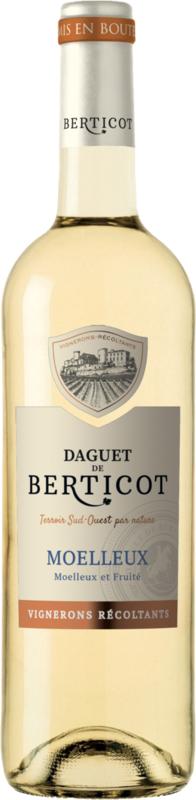 Daguet de Berticot Sémillon Moelleux  I 6 flessen