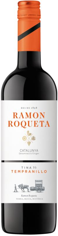 Ramón Roqueta Tempranillo Oaked I 6 flessen