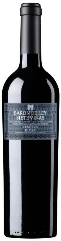 Barón de Ley Reserva 7 Vinãs I 6 flessen