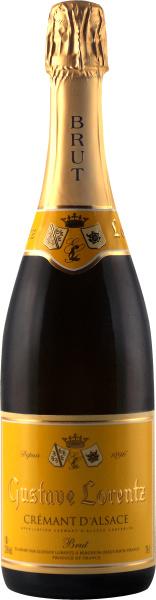 Gustave Lorentz Crémant d'Alsace Brut I 6 flessen
