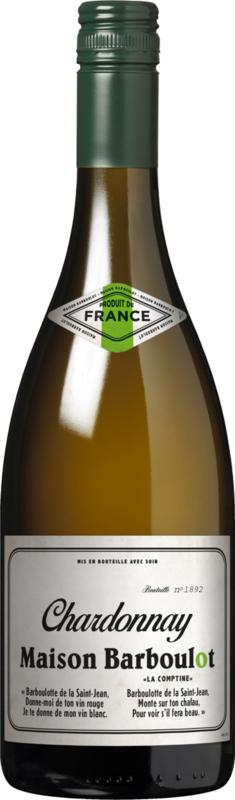 Maison Barboulot Chardonnay I 1 fles