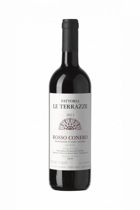 Fattoria Le Terrazze Rosso Conero DOC I 6 flessen