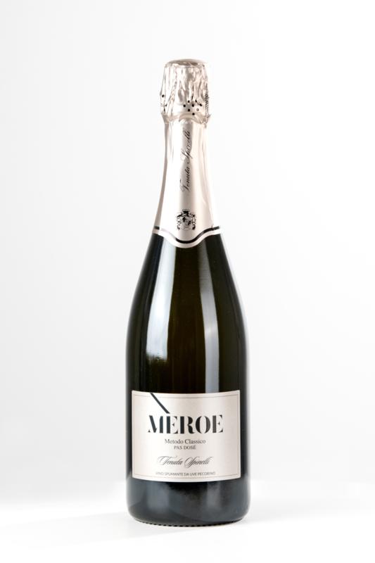 Tenuta Spinelli Mèroe Metodo Classico Pecorino  I 1 fles