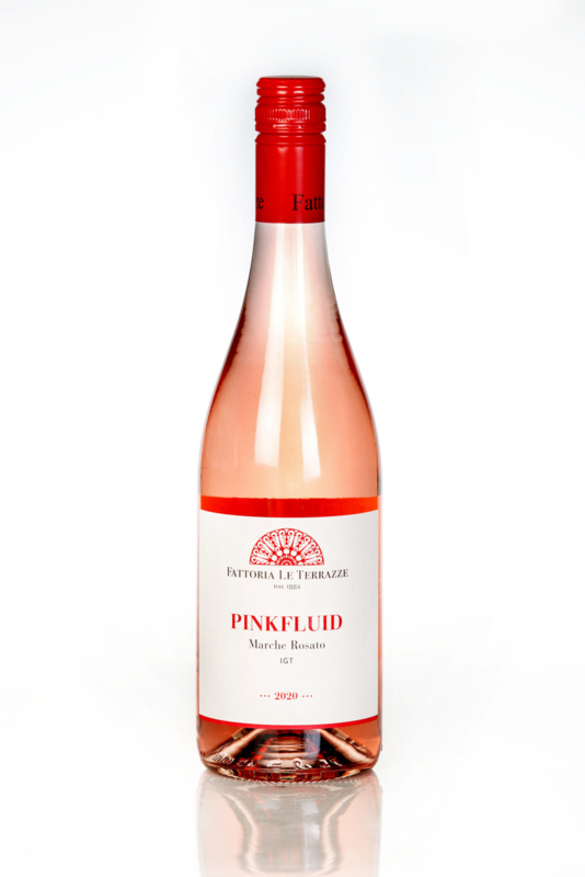 Fattoria Le Terrazze Pink Fluid 2020 I 6 flessen