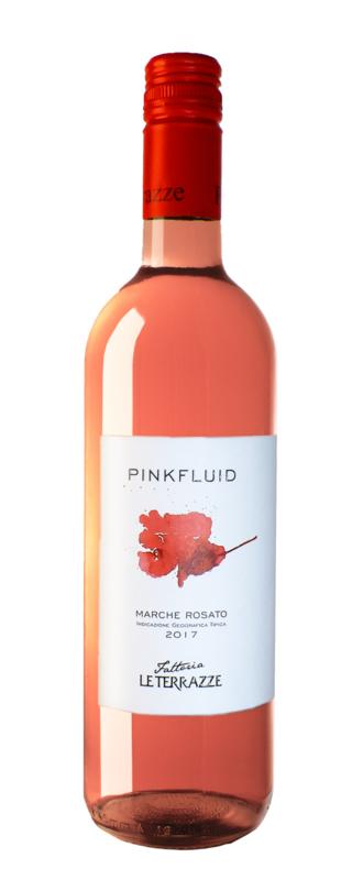 Fattoria Le Terrazze Pink Fluid  I 6 flessen