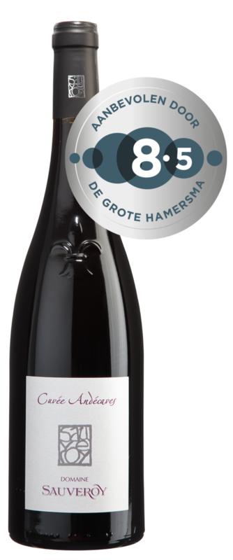 Domaine Sauveroy Cuvée Andécaves 2017 I 6 flessen