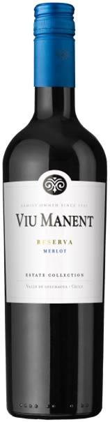 Viu Manent Merlot Reserva I 6 flessen