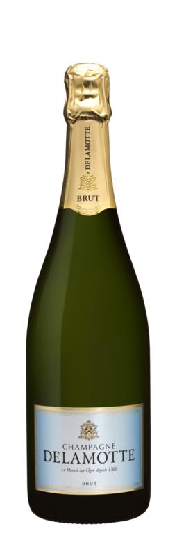 Delamotte Champagne Brut I 1 fles