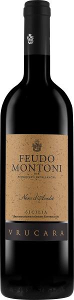 Feudo Montoni Nero d'Avola Selezione Vrucara Prephylloxera I 6 flessen