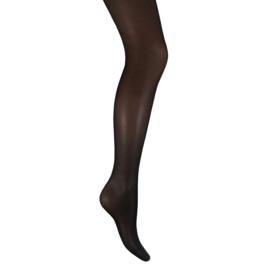 Panty - 20 DEN - SILK LOOK - zwart