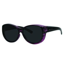 Overzet zonnebril - REVEX - XL - paars