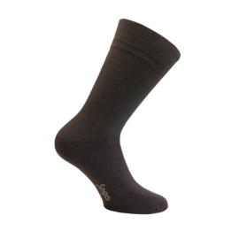 Katoenen sokken - CLASSIC MEN - bruin