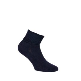 Merino wollen sokken - HOME - marine