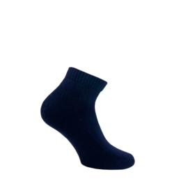 Katoenen sokken - SHORTY TERRY - marine