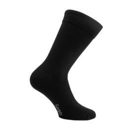 Katoenen sokken - CLASSIC MEN - zwart