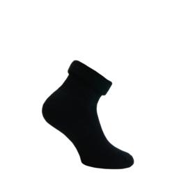 Merino wollen sokken - HOME - zwart