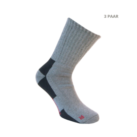 Wollen sokken - THERMO - 3 PAAR - mix blauw