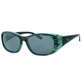 Overzet zonnebril - REVEX - L - groen