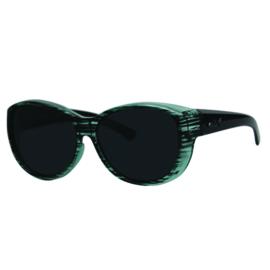 Overzet zonnebril - REVEX - XL - groen