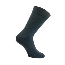 Katoenen sokken - CLASSIC MEN - antraciet