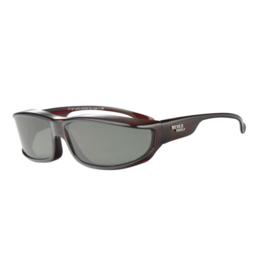 Overzet zonnebril - REVEX - M - sport - bruin