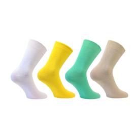 KATOEN | BASIC mix groen, geel