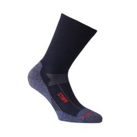 Katoenen sokken - STAPP BOSTON - coolmax - marine