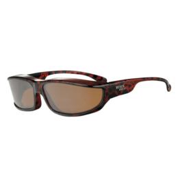 Overzet zonnebril - REVEX - M - sport -  havanna bruin