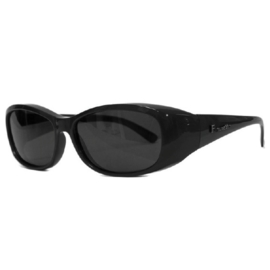 Overzet zonnebril - FIGURETTA - S (300) - zwart