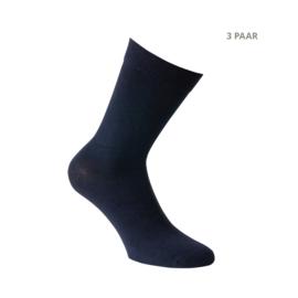Bamboe sokken - CITY - 3 PAAR - marine