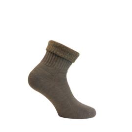 Merino wollen sokken - HOME - beige