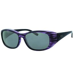 Overzet zonnebril - REVEX - L - paars