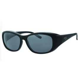 Overzet zonnebril - REVEX - L - zwart