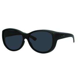 Overzet zonnebril - REVEX - XL - zwart