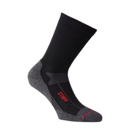 Katoenen sokken - STAPP BOSTON - coolmax - zwart