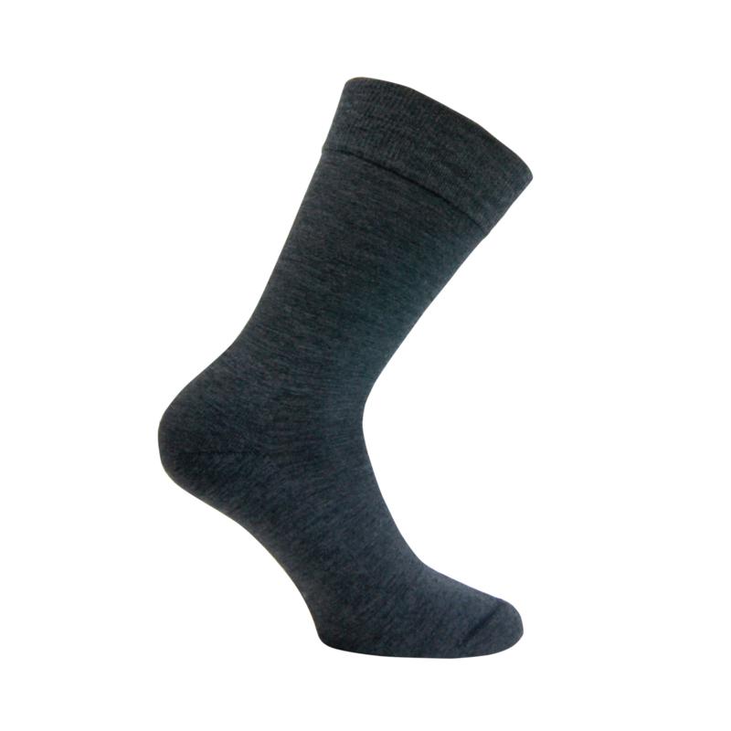 Merino wollen  sokken - VIP - grijs
