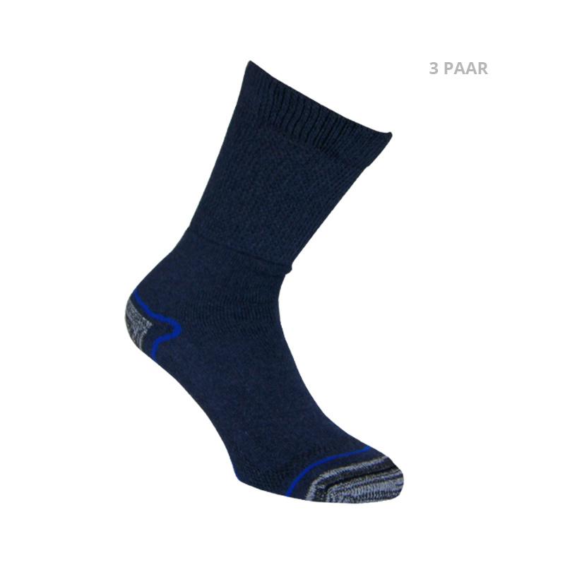 Katoenen sokken - HIKING - 3 PAAR - mix 1