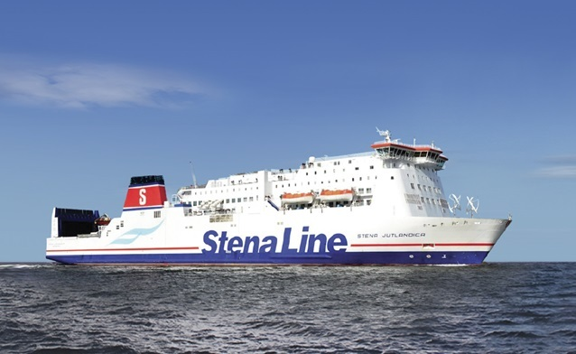 Stena line Jutlandica