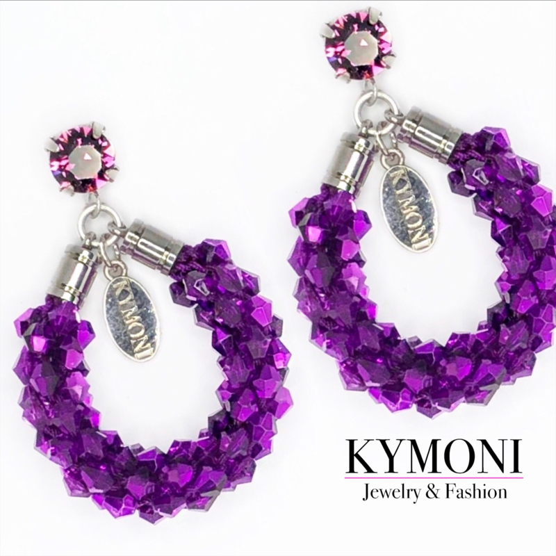 Stella diamond purple
