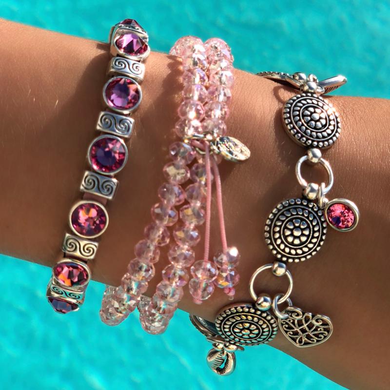Summer set pink