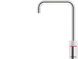 Quooker Nordic Square single tap roestvrijstaal PRO3