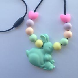 Kinderketting Bunny