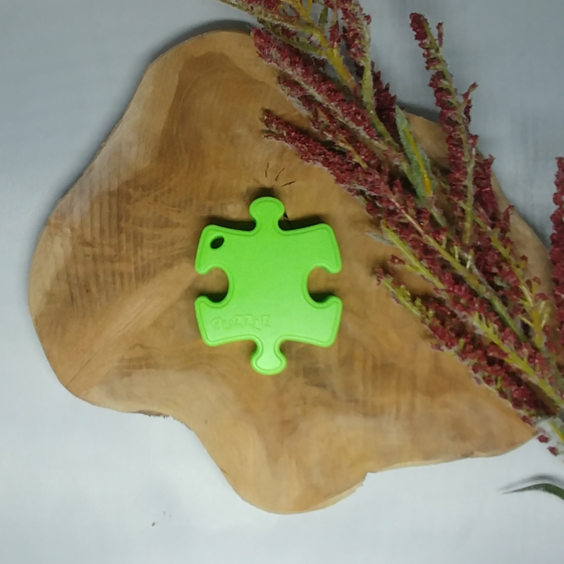 Puzzle Light Green