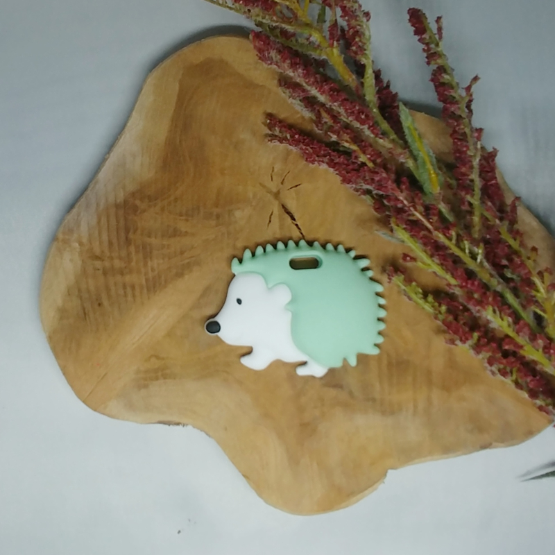 Hedgehog Mint Green