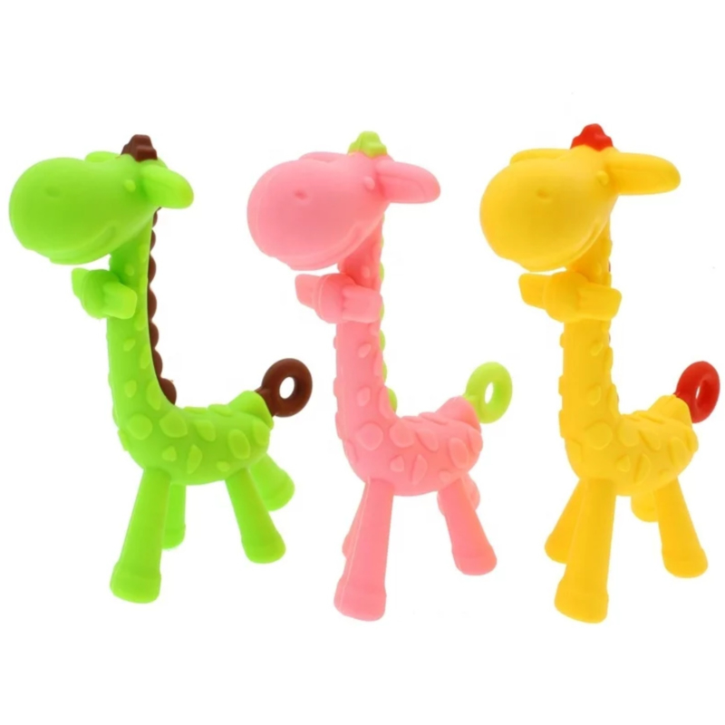 Giraffe bijtfiguur