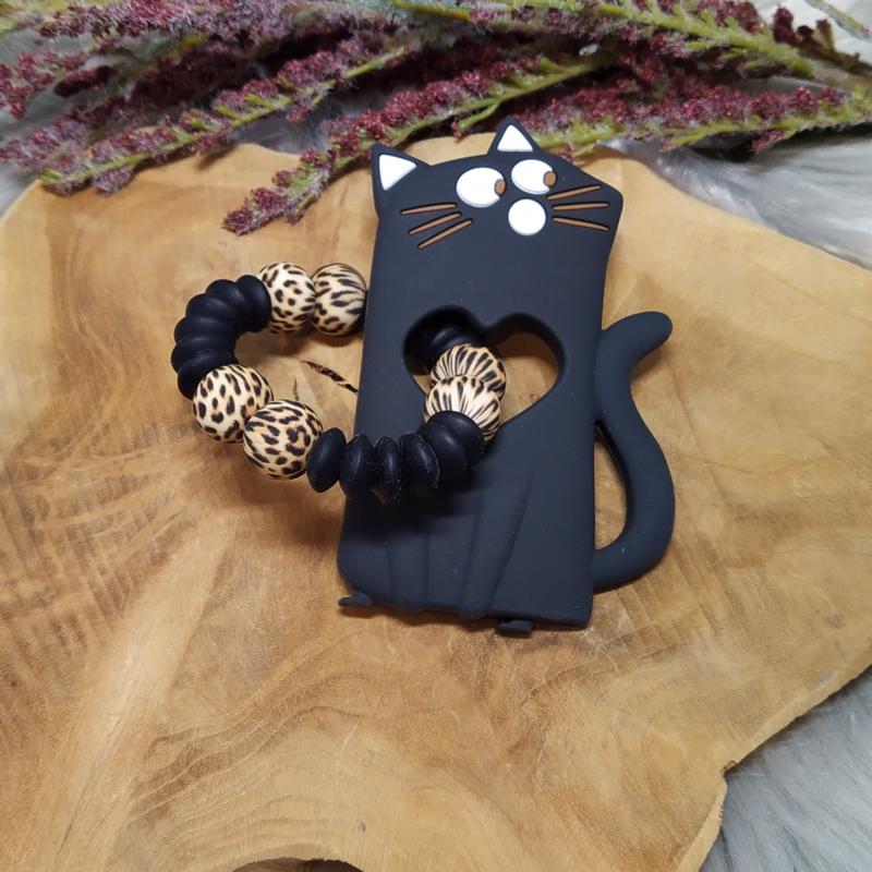 Bijtring kat luipaardkraal