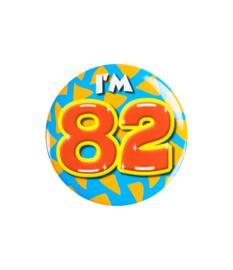 Button klein - i'm 82